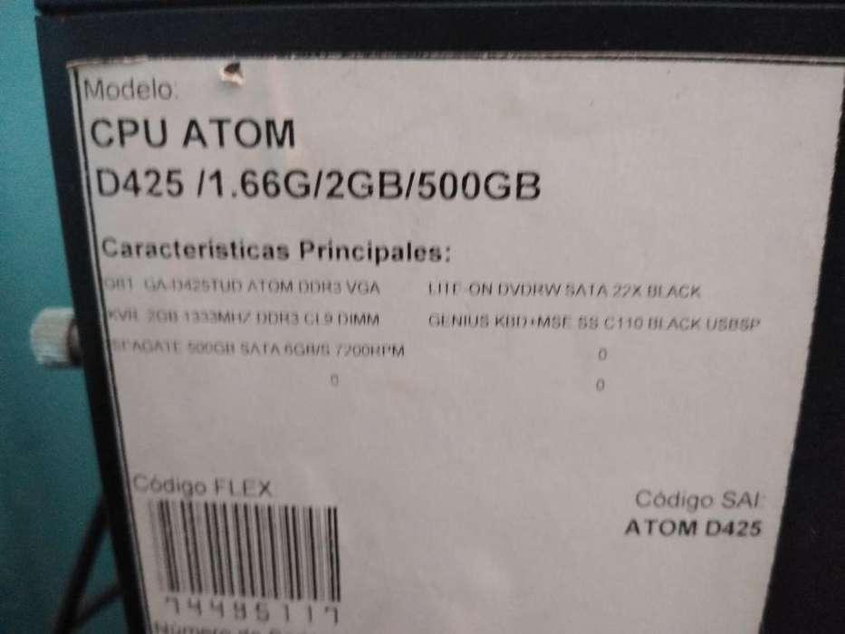 Ocasion Se Remata Computadora 929142182