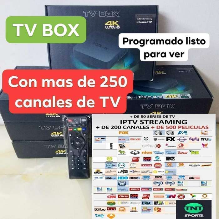 Tv Box Convertidor Mayor