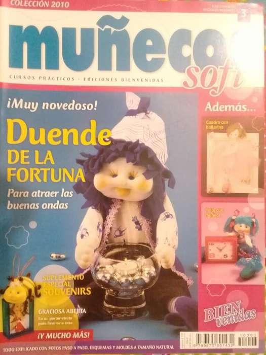 Muñecos Soft N3 Año 2010