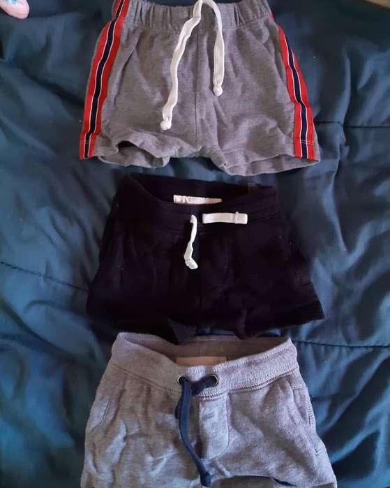 Shorts de Jogging para Bebes