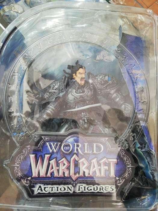 Muñeco Warcraft