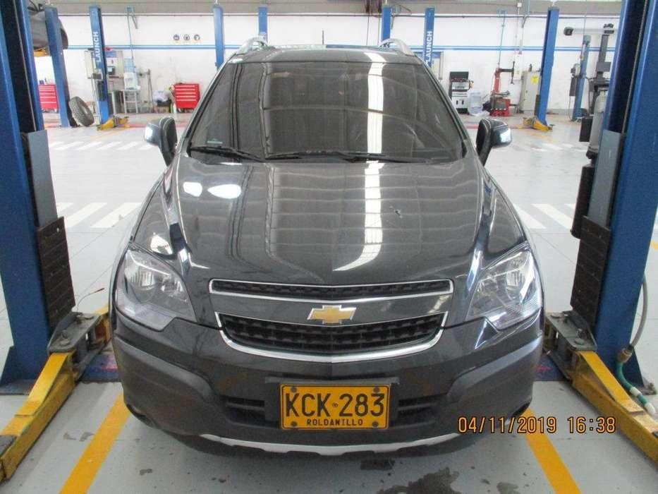 Chevrolet Captiva 2015 - 82076 km