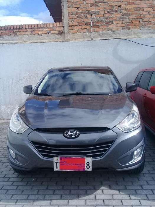 Hyundai Tucson 2013 - 127439 km