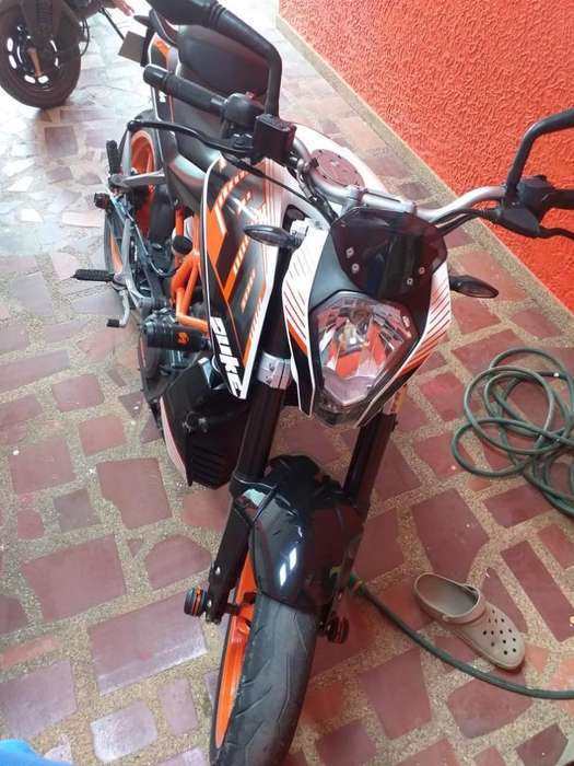 Vendo Moto Ktm