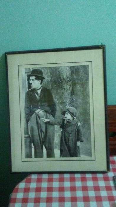 Se Venden Dos Cuadros de Chaplin