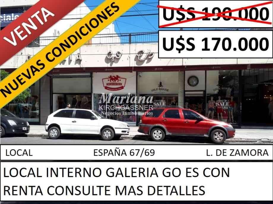 Local en venta en Lomas de Zamora Oeste