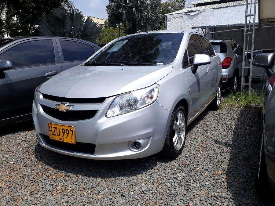 Chevrolet Sail 2015 - 87492 km