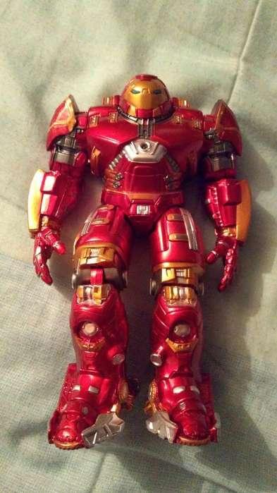 Hulk Buster Figura 17 Cms Nuevos