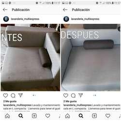 Lavado Y Mantenimiento de Muebles