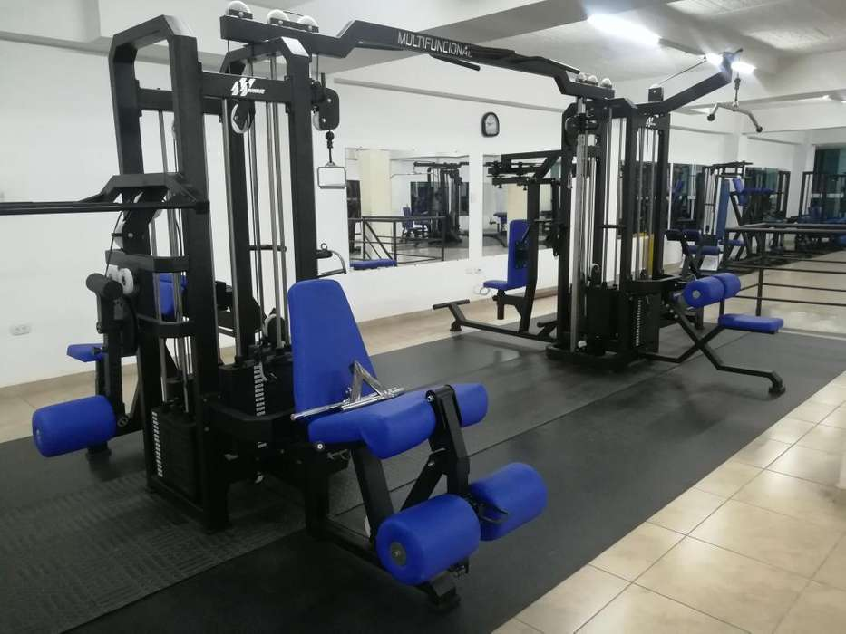 Maquinas de gimnasio Multifuncional