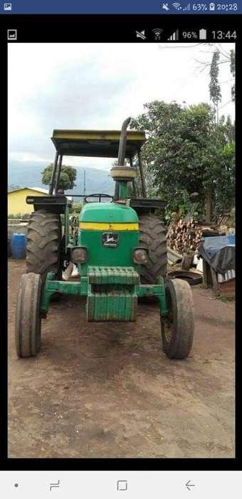 Vendo Tractor Jhon Deere Modelo 88