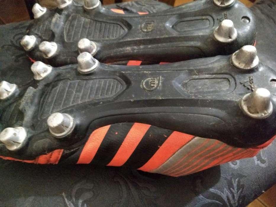 Botines Adidas 8.5 Us