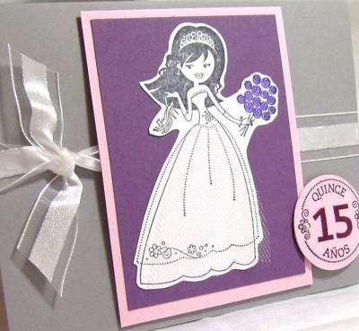tarjetas para matrimonio 15 años baby shower