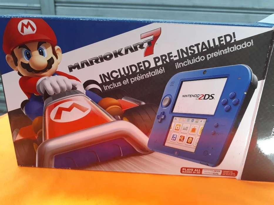 Nintendo 2ds Nuevo