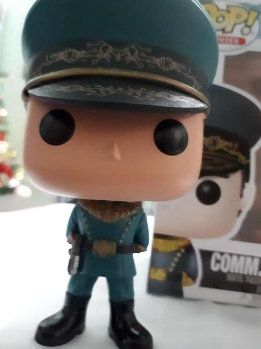 Funko Pop Comandante Arun