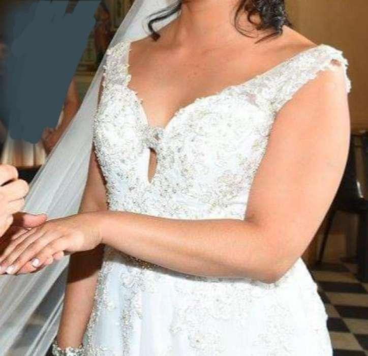 696d694fbb Vestido novia   Ropa y Calzado en Corrientes