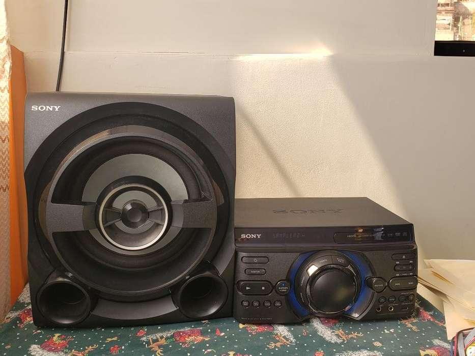 Vendo Equipo Sony Mhc - M80