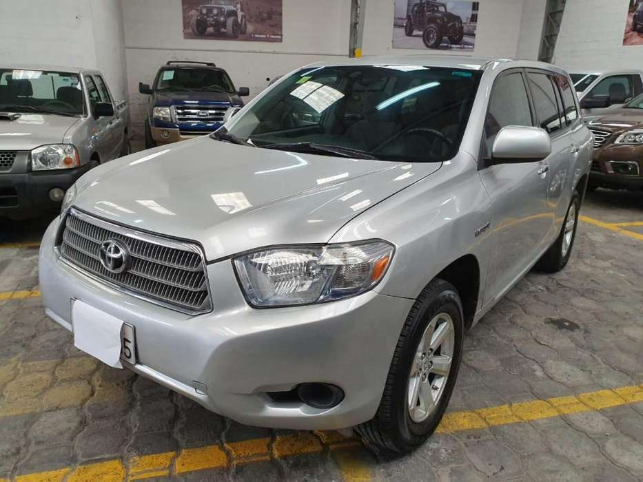 <strong>toyota</strong> Highlander 2009 - 130000 km