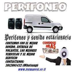 CARRO VALLA CARROVALLA CARTAGENA PERIFONEO PUBLICIDAD MOBIL