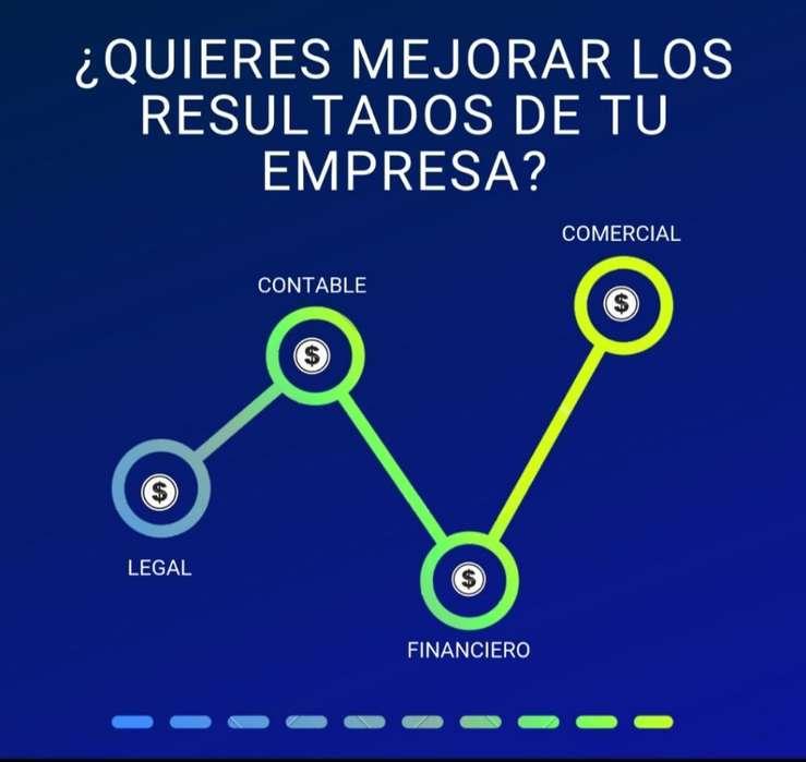 Asesoría Comercial, Legal, Contable