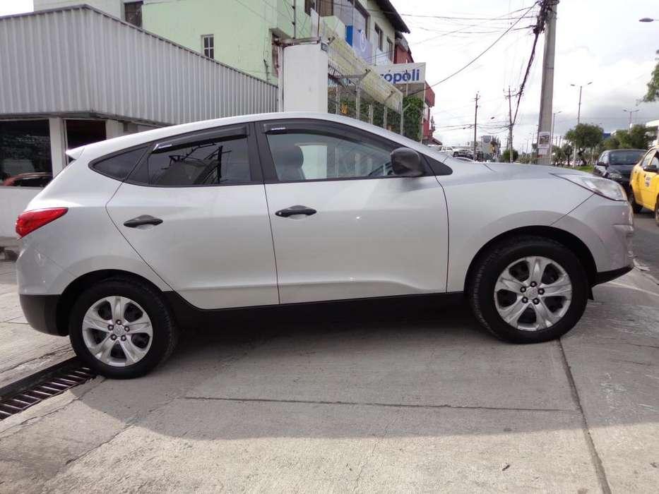 Hyundai Tucson 2013 - 90000 km