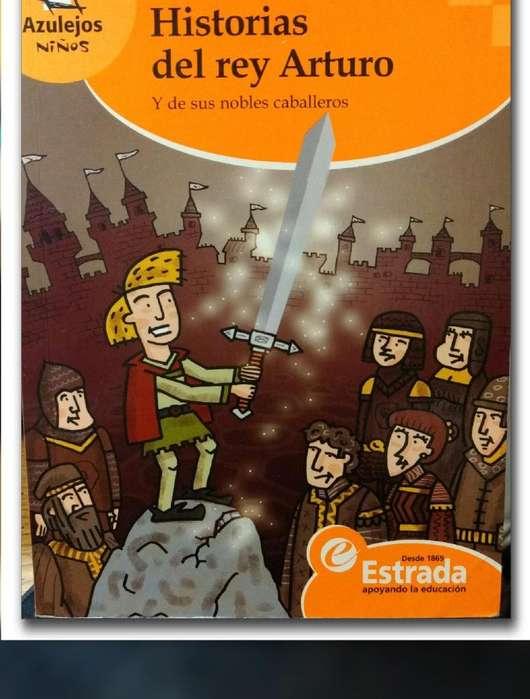 Historias del rey Arturo