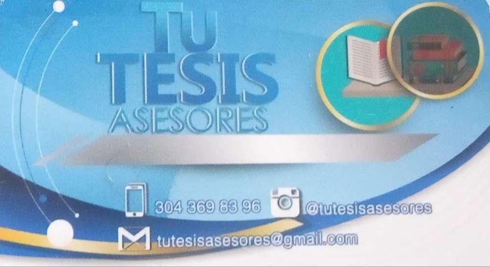 Tesis- Trabajos académicos