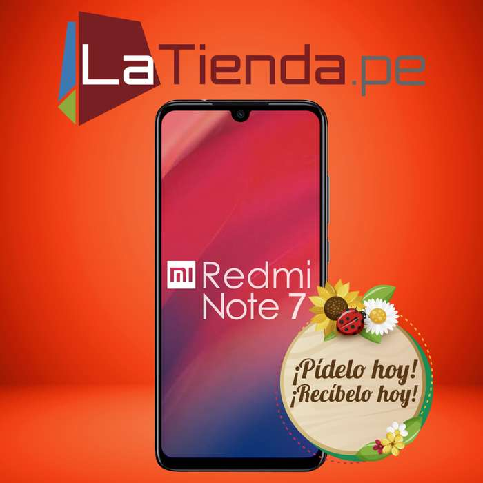 Xiaomi Redmi Note 7 - Android 9.0 Pie