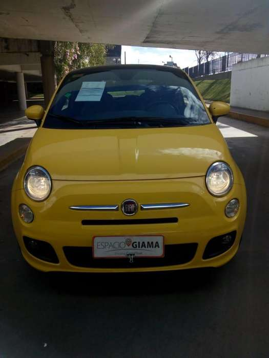 Fiat 500 2013 - 78100 km