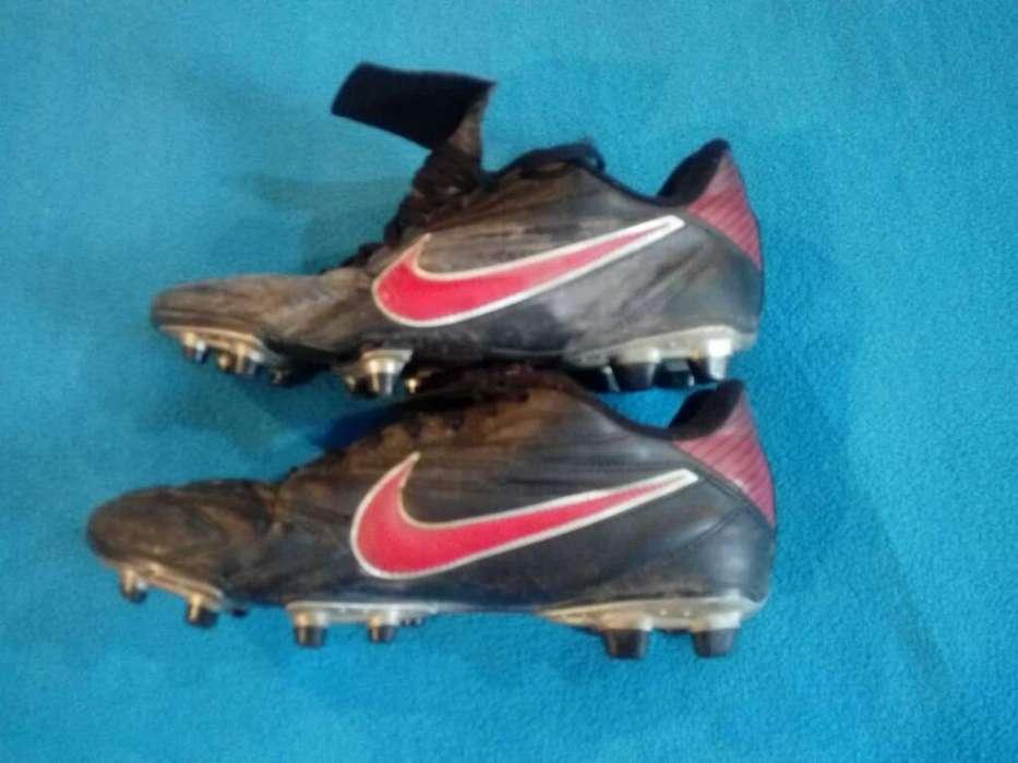 Botines Nike 41 Usados Original