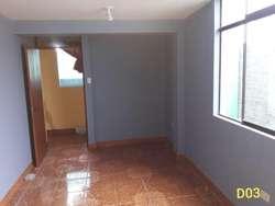 Departamento 3er piso en Bellavista