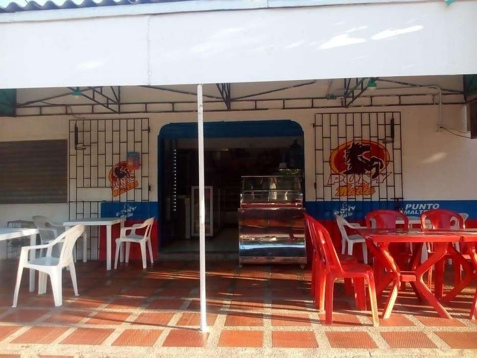 Tienda-desayunadero acreditado en Rodadero