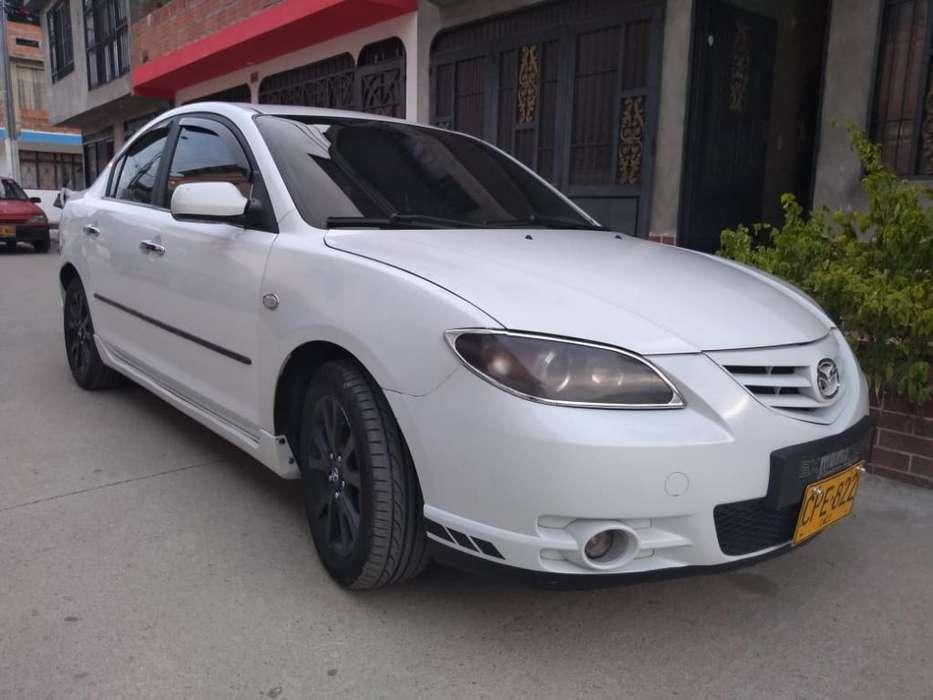 Mazda 3 2007 - 95000 km