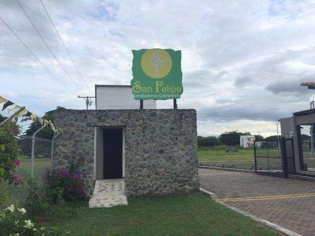venta de lotes condominio campestre san felipe ginebra-valle