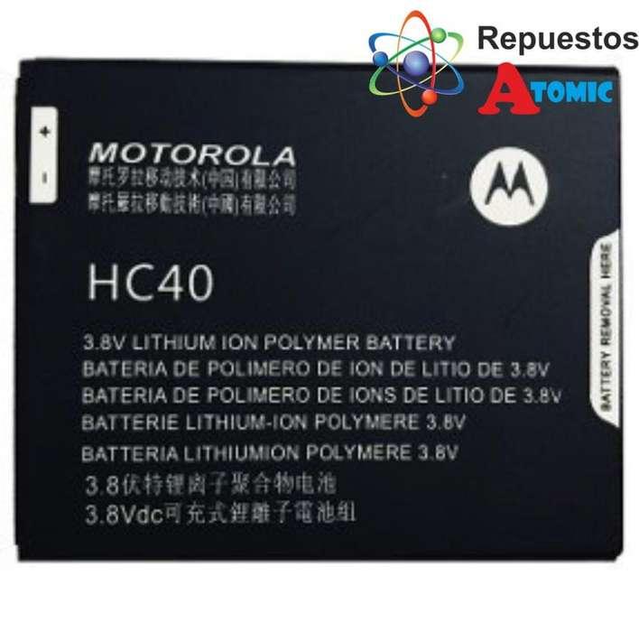 <strong>bateria</strong> Motorola HC40 Moto C Nuevas Centro De Bogota