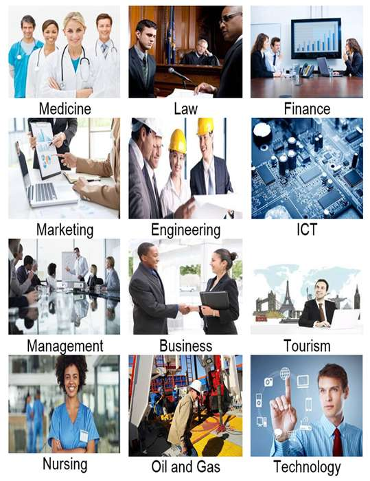 Inglés técnico para profesionales