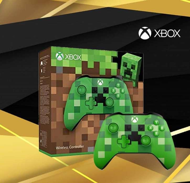 Control Xbox One Ediciones Minecraft