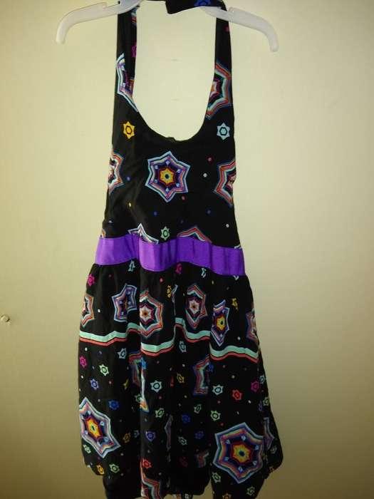 Vestido de Nena Talle 14