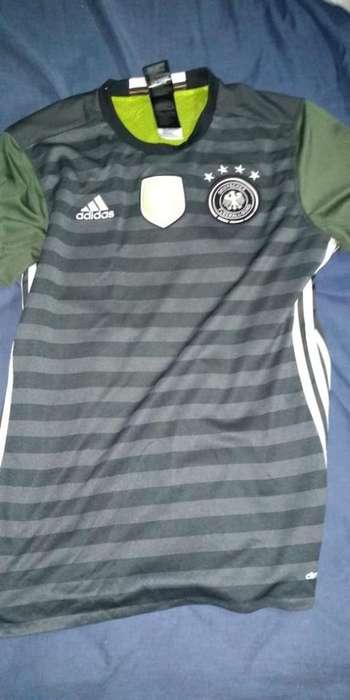 Camiseta Alemania Reversible