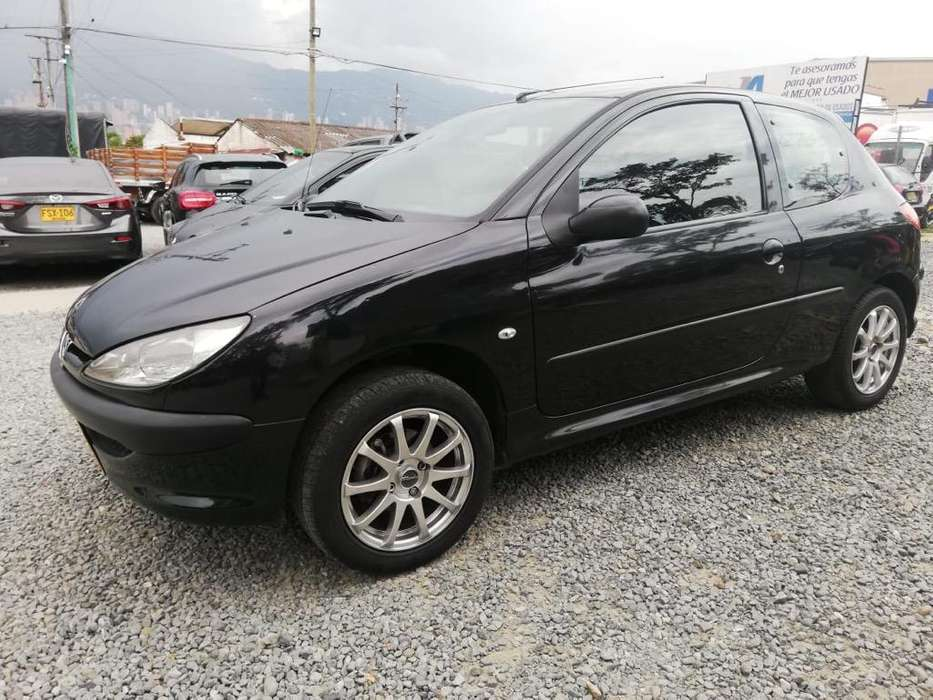 Peugeot 206 2007 - 167000 km