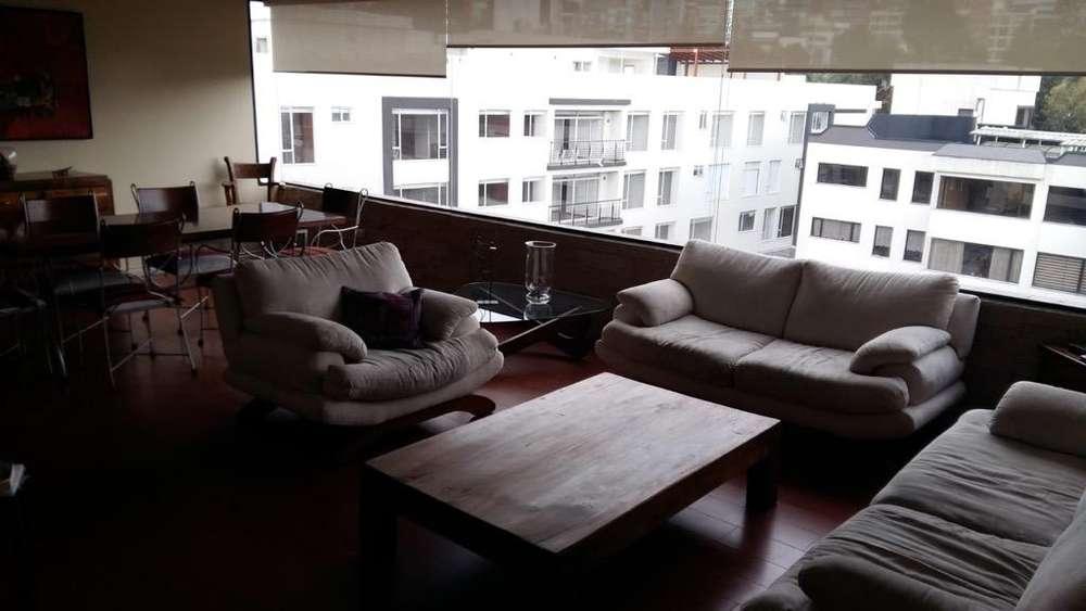 Granda Centeno Amoblado 2 Dormitorios por meses rento