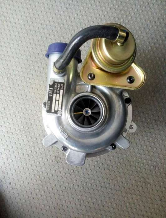 turbo motor isuzu nkr