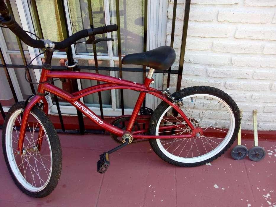 Bici para Niños Viene con Ruedas Tambien