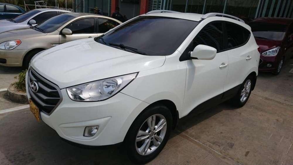Hyundai Tucson ix-35 2012 - 115000 km