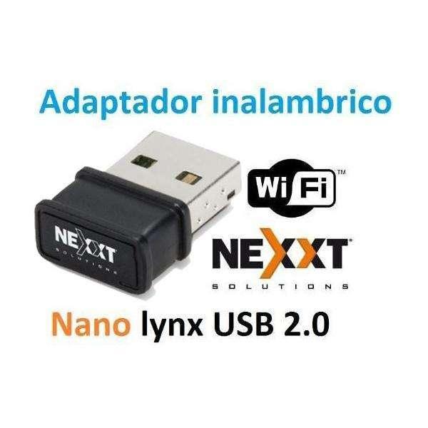 Adaptador USB Wifi Nexxt Nanolynx