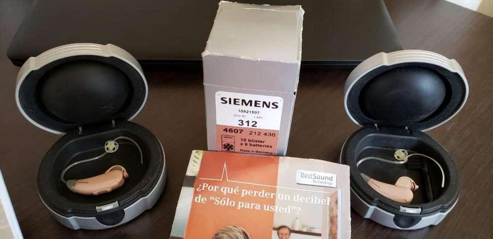 Audifonos Bte Siemens Medicado Motion S