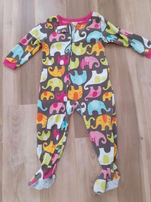 Pijama 18 Meses Micropolar Carters