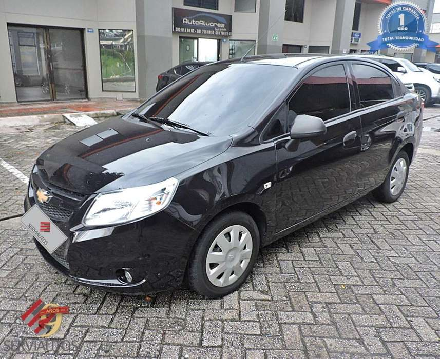 Chevrolet Sail 2017 - 27900 km