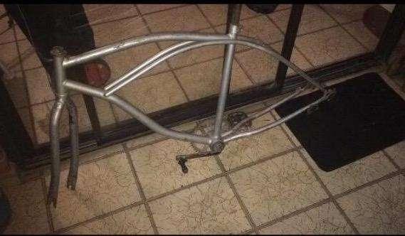 Cuadro de Bici Playera Rod 26