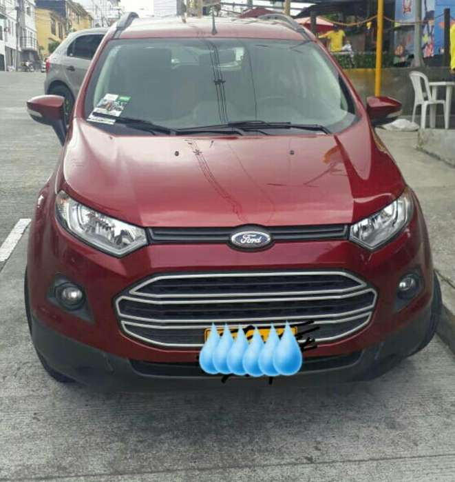 <strong>ford</strong> Ecosport 2015 - 49000 km